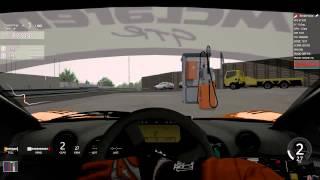 Assetto Corsa Mclaren F1 GTR test drive Nordschleife