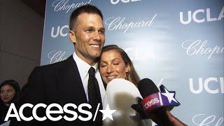 Tom Brady Reveals His Super Sweet Nickname For Gisele | Access