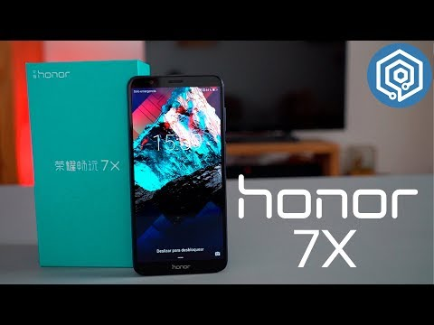 Honor 7X | UNBOXING