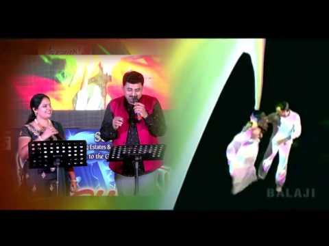 Pratidinam Nee Darshanam Song - Parthu & Gopika Poornima Performance in Suswana First Show @ Vizag