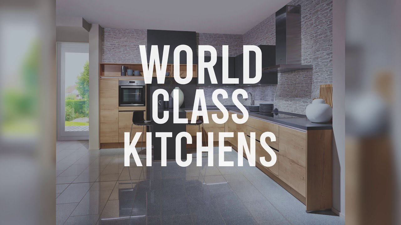 WORLD CLASS KITCHENS - YouTube