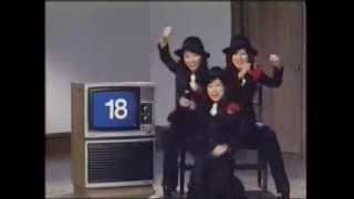 三洋電機のカラーテレビ「ズバコン」のレトロなcmです。