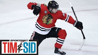 Previewing The 2019-20 Chicago Blackhawks Season With Patrick Kane | Tim And Sid