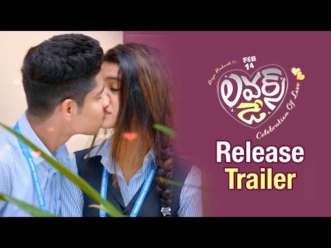 Lovers Day LATEST Release Trailer | Priya Prakash Varrier | 2019 Latest Telugu Movie Trailers