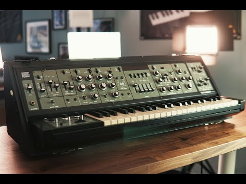 Our Heritage Synth Collection is Growing