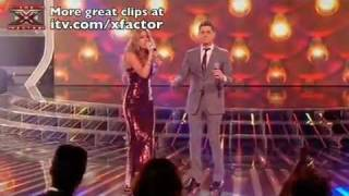Stacey Solomon - Duet With Michael Buble