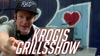 Krogis Grillshow - Heiße Beats und heiße Würstchen beim Beansjam