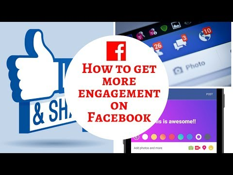 How to get more engagement on Facebook with Alex Haney