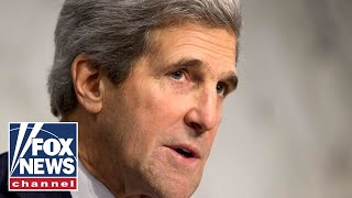 Lawmakers grill John Kerry on climate policy