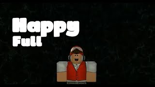 ROBLOX MUSIC VIDEO - Happy (FULL) HD