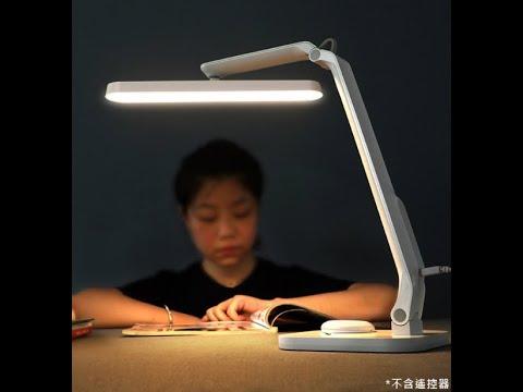 懸臂折疊LED檯燈 360度旋轉折疊收納