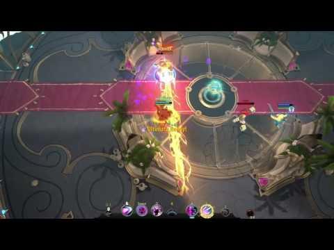 видео: battlerite — персонаж varesh the eternal