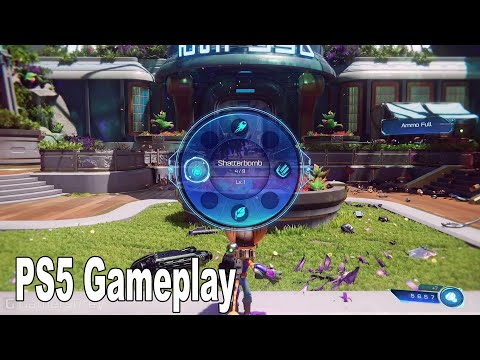 Ratchet and Clank Rift Apart - Gameplay Trailer PS5 [HD 1080P]