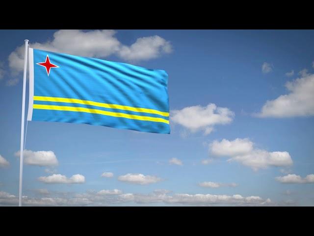 Studio3201 - Animated flag of Aruba