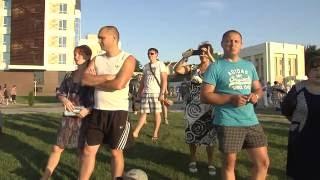 Нижнекамец спрыгнул с фонтана и утонул - телеканал Нефтехим (Нижнекамск)