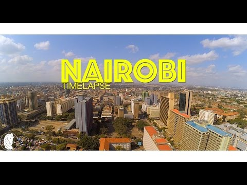 An Afternoon In Nairobi in ONE MINUTE - Thoroughbred Film Productions