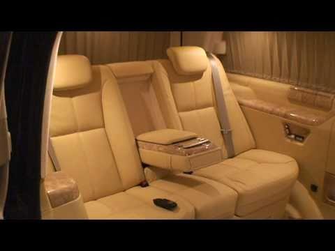 NEW Mercedes Viano VIP Вариант 1 от Богема Авто