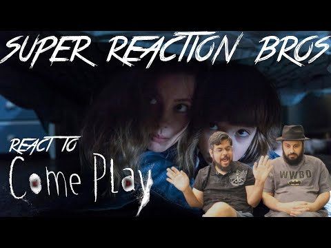 SRB Reacts to Come Play | Official Trailer