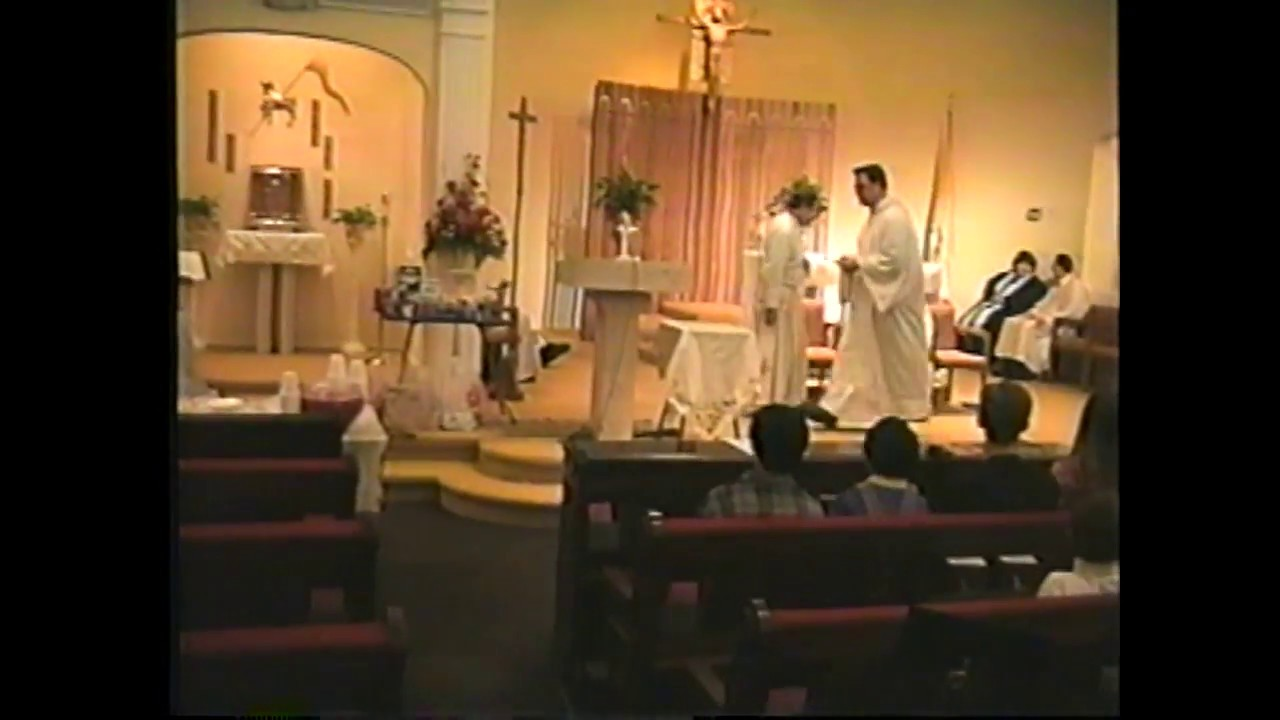 Ecumenical Thanksgiving  11-24-93