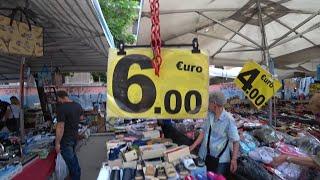 блошиный рынок в Римини