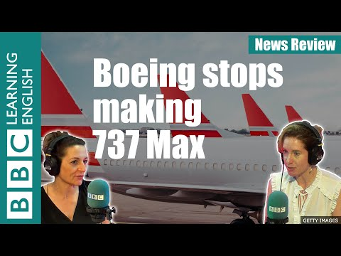 Boeing stops making