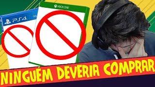 NENHUM BRASILEIRO DEVERIA COMPRAR ESSE JOGO ! SACANAGEM DEMAIS SQUARE ENIX