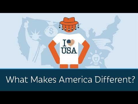 What Makes America Different?