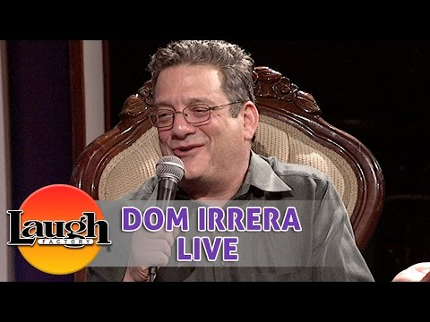 Andy Kindler Returns - Dom Irrera Live From The Laugh Factory (Podcast)