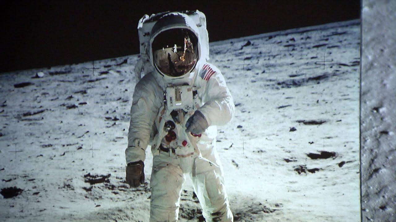 Así se hicieron las icónicas fotos de la llegada a la Luna