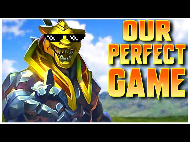 Grubby | WC3 | Our PERFECT Game!