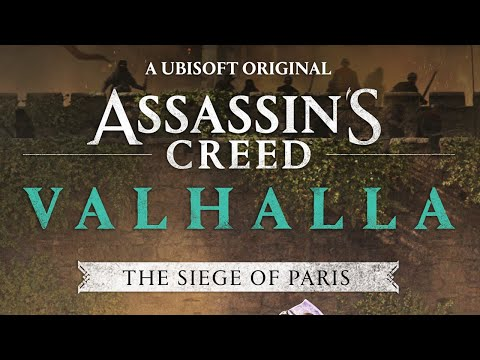 Hásæti   Assassin's Creed Valhalla: The Siege of Paris (OST)   Stephanie Economou