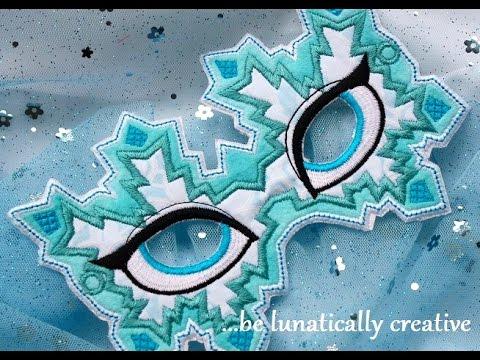 Luna Stitches Design Studio In The Hoop Applique And Free