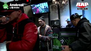 Y'S (feat. DJ KEN WATANABE, YOUNG HASTLE, 十影, RAW-T) on #RAPSTREAM FINAL (2013/12/22)