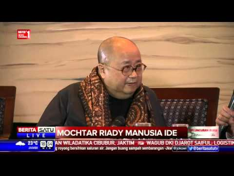 Mochtar Riady Rebuilds Social and Political Research Center