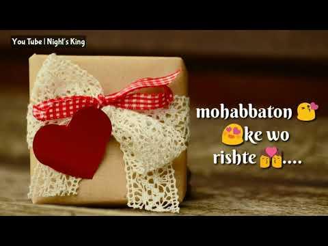 Kabhi Jo Humsafar The Aaj Wo Hi Anjaan Lagte Hain | Best Whatsapp Video Status | Night's King