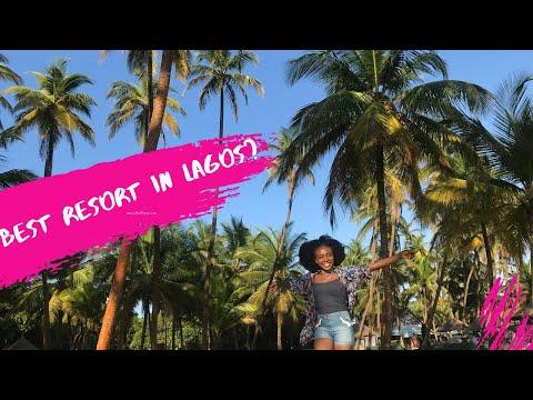 Is this the BEST BEACH RESORT in Lagos Nigeria? | TheFisayo