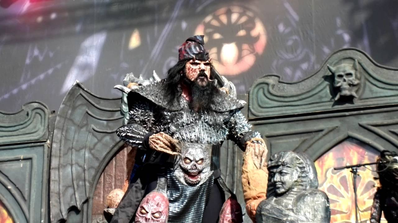 lordi blood red sandman