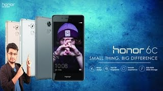 Huawei Honor 6c | Snapdragon Processor and 720p screen Why ??????