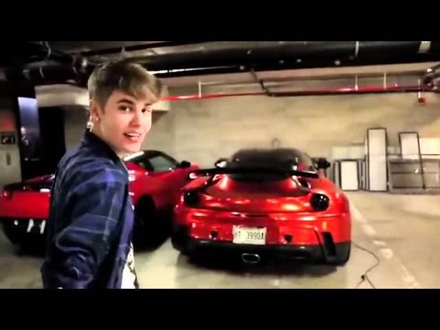 Justin Biebers surprise for DJ T