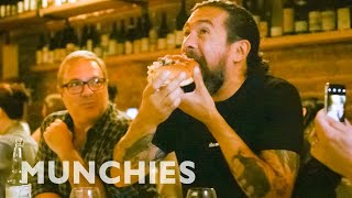 Chef's Night Out In Mexico City's Little Tokyo Video