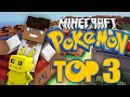 Top 3 Pokemon Plugins | Minecraft