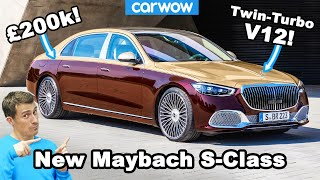 New Mercedes-Maybach S-Class: the most luxurious car in the world?