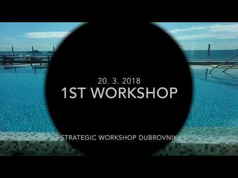 Strategic workshops in Dubrovnik, Croatia 2018