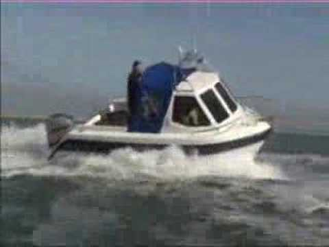 Warrior 175 Boat Test