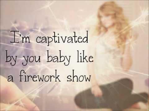 Taylor Swift Lyrics Sparks Fly Taylor Swift Sparks Fly