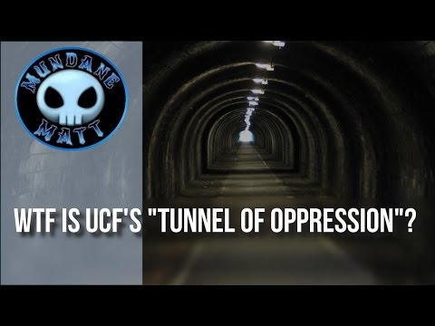 """[News] WTF is UCF's """"Tunnel of Oppression""""?"""