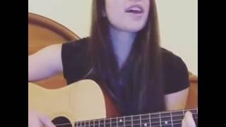 Hoy Tengo Ganas De Ti - Christina Aguilera ft. Alejandro Fernandez (Mini Cover Facebook)