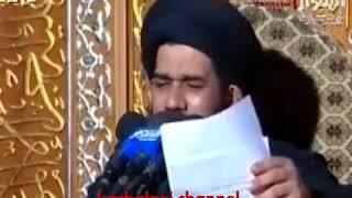 نعي يقطع انياط القلب (حال السيدة زينب يوم الاربعين)السيد محمد الصافي
