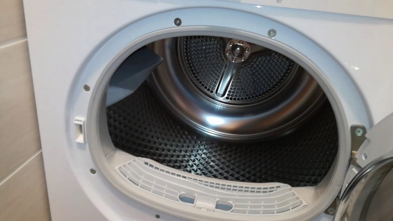 miele w classic wda 111 eco waschmaschine youtube. Black Bedroom Furniture Sets. Home Design Ideas