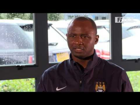 Patrick Vieira on his best and worse moments in English football
